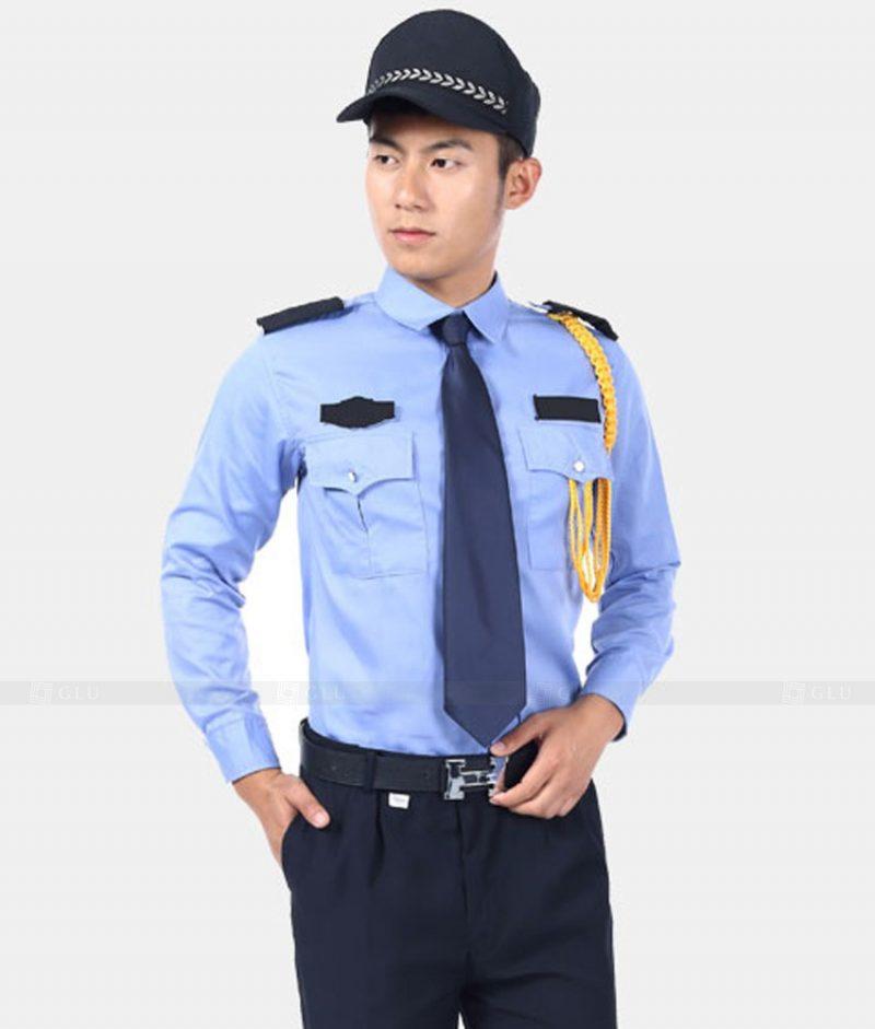 Dong Phuc Bao Ve GLU GL357