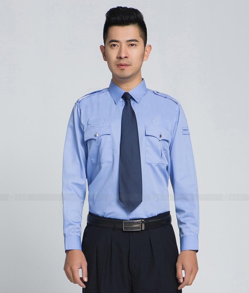 Dong Phuc Bao Ve GLU GL358