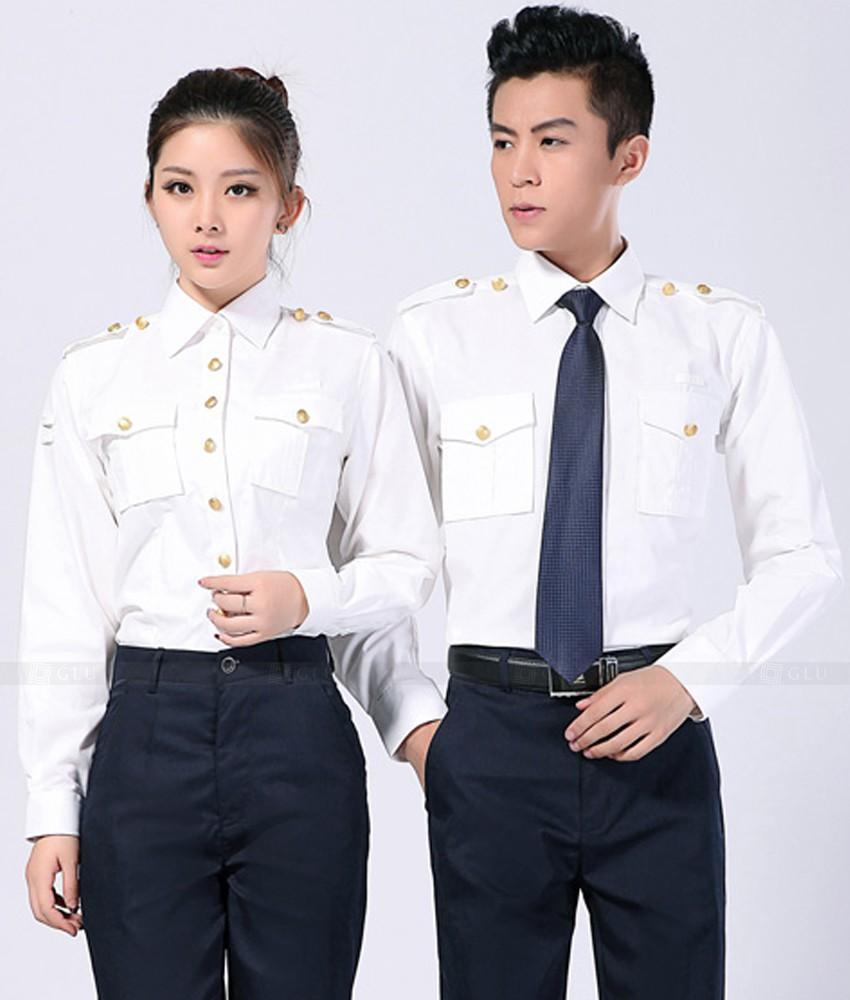 Dong Phuc Bao Ve GLU GL365