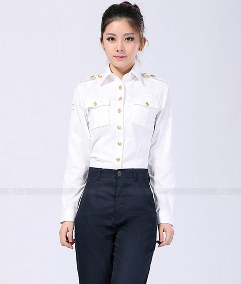 Dong Phuc Bao Ve GLU GL367
