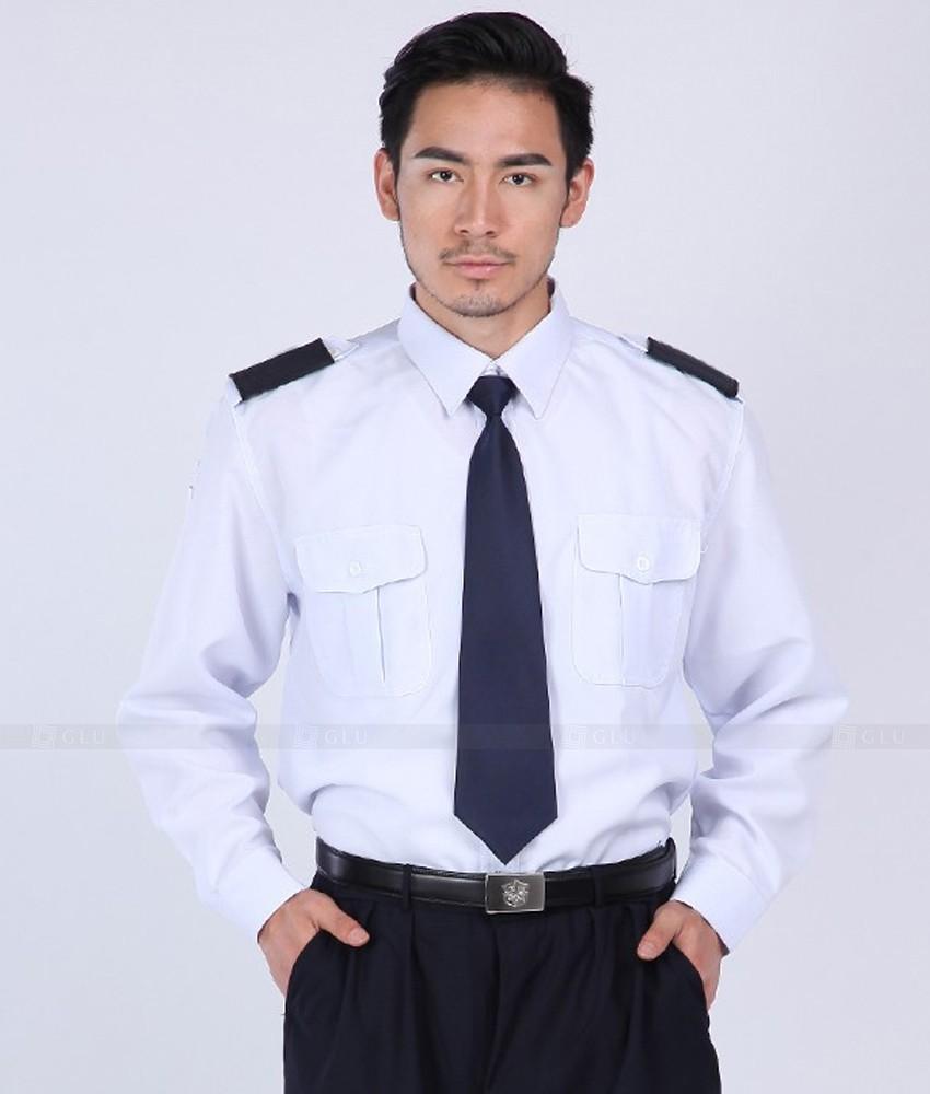 Dong Phuc Bao Ve GLU GL369