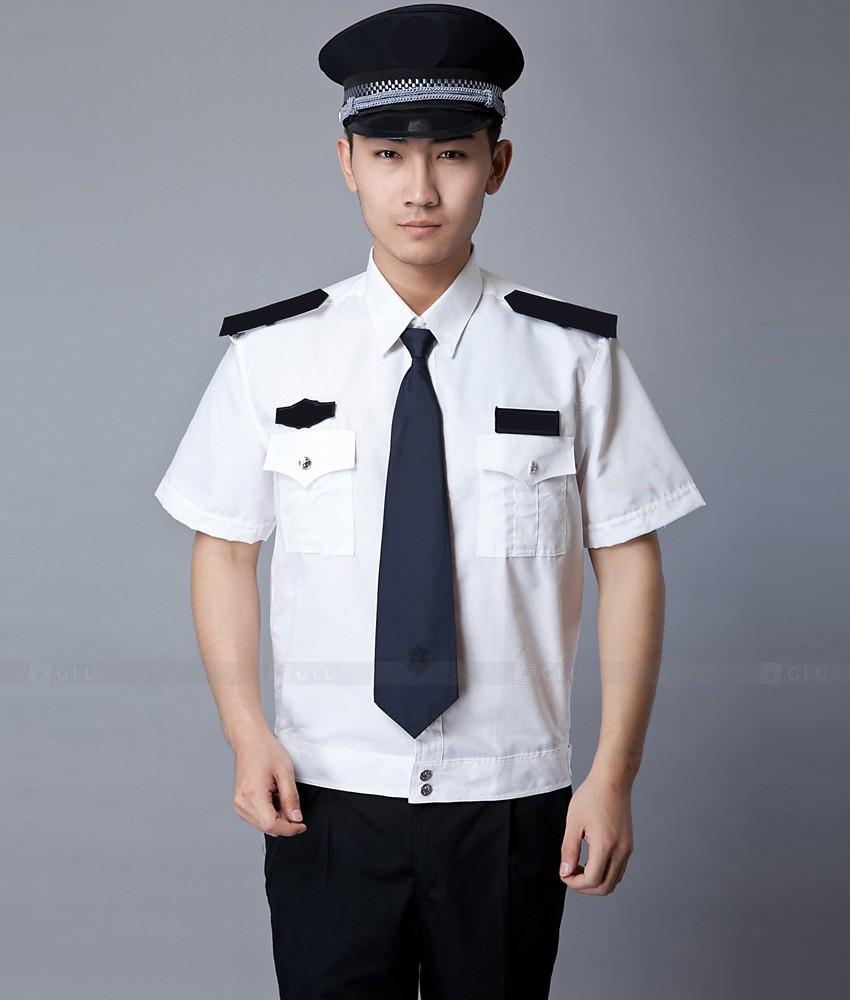 Dong Phuc Bao Ve GLU GL370