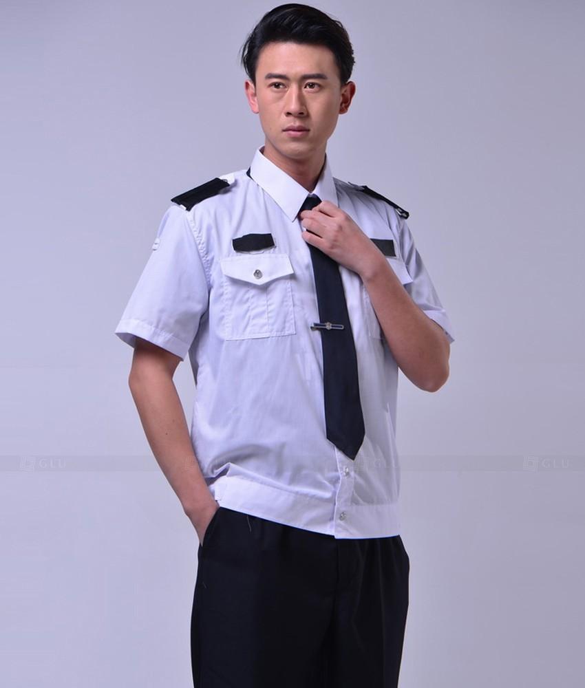 Dong Phuc Bao Ve GLU GL374