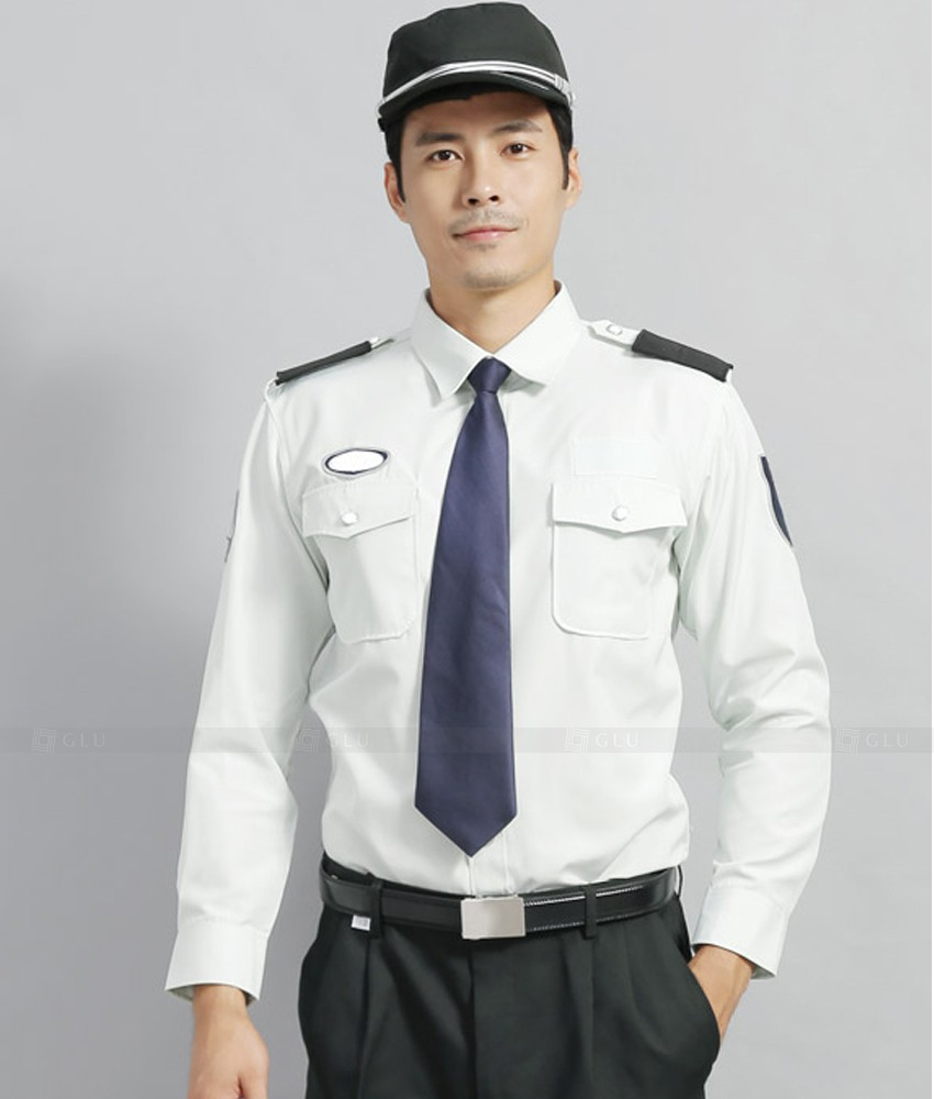 Dong Phuc Bao Ve GLU GL375
