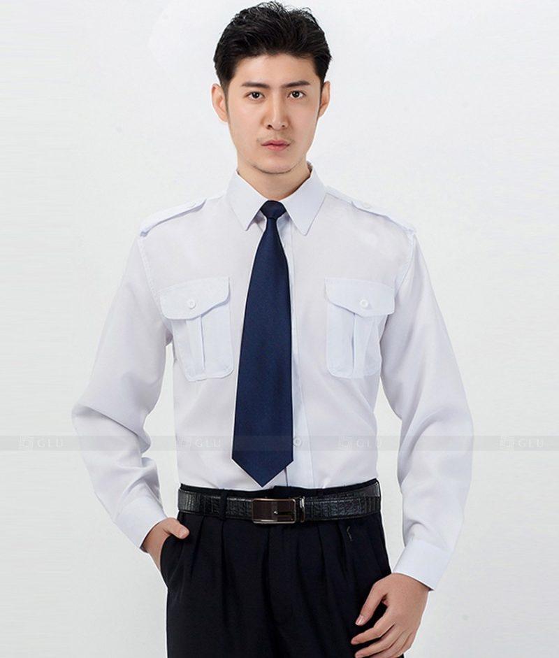 Dong Phuc Bao Ve GLU GL377