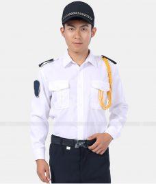 Dong Phuc Bao Ve GLU GL382 Đồng Phục Bảo Vệ