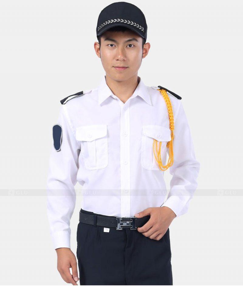 Dong Phuc Bao Ve GLU GL382