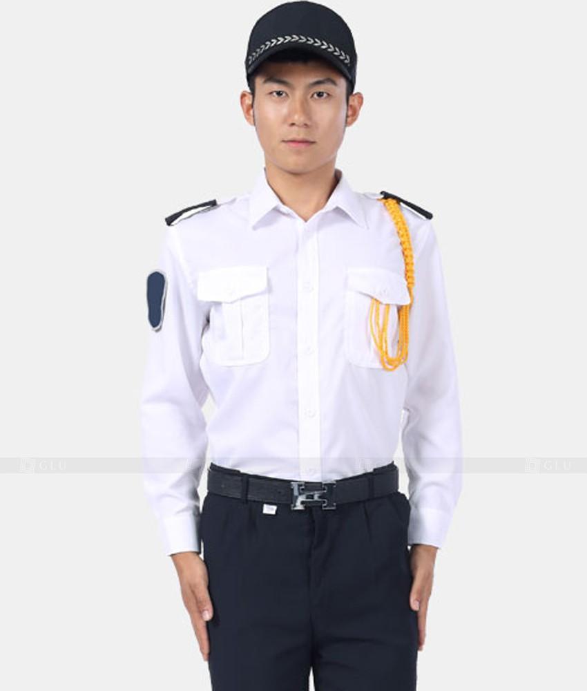 Dong Phuc Bao Ve GLU GL383
