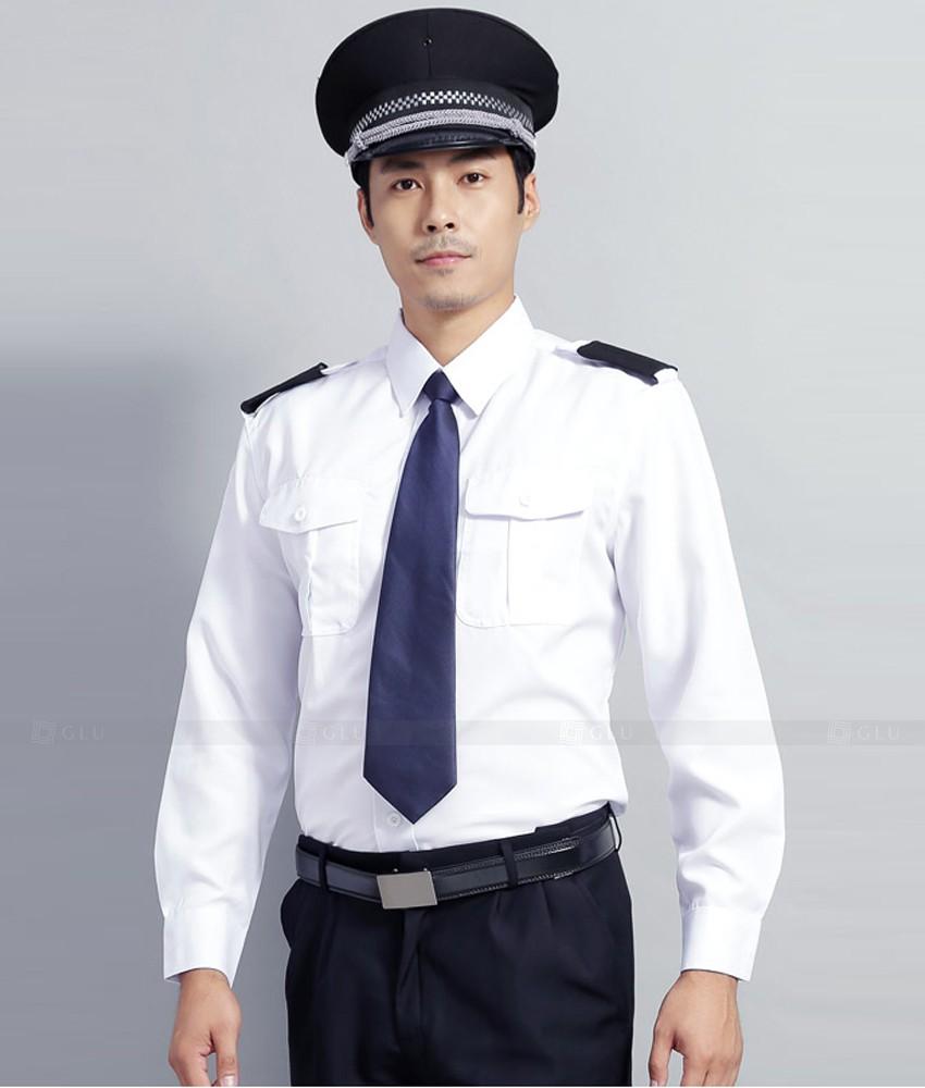 Dong Phuc Bao Ve GLU GL384