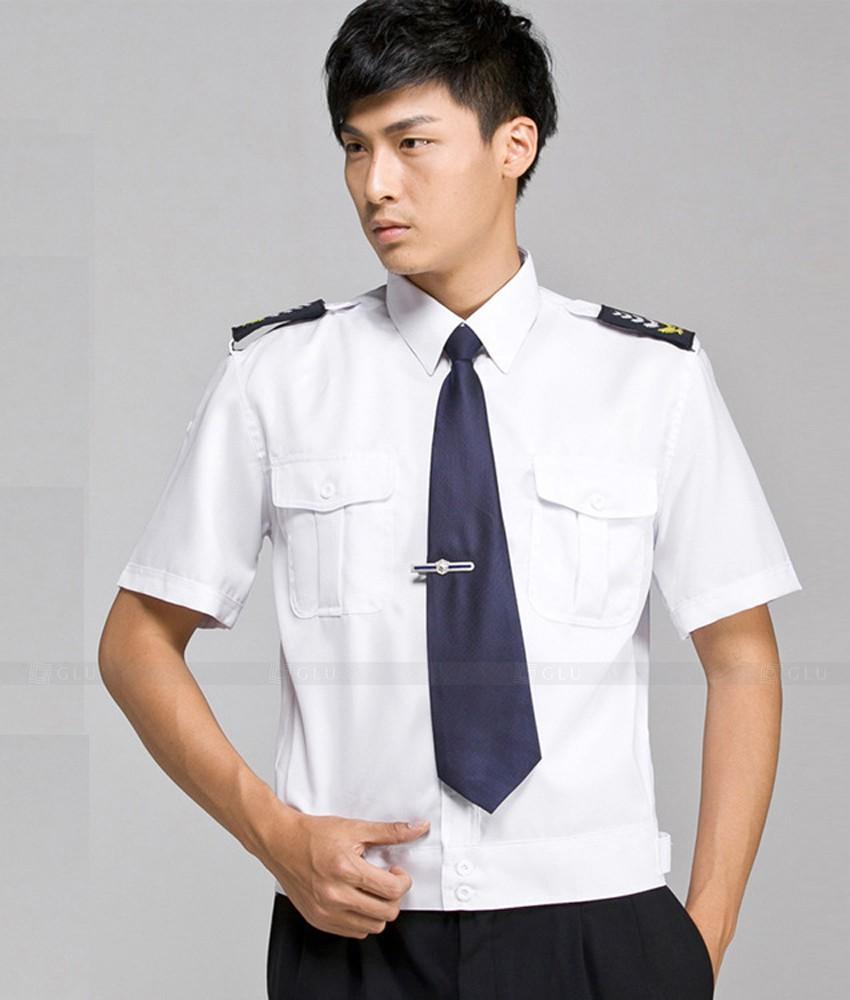 Dong Phuc Bao Ve GLU GL391