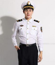 Dong Phuc Bao Ve GLU GL395 Đồng Phục Bảo Vệ