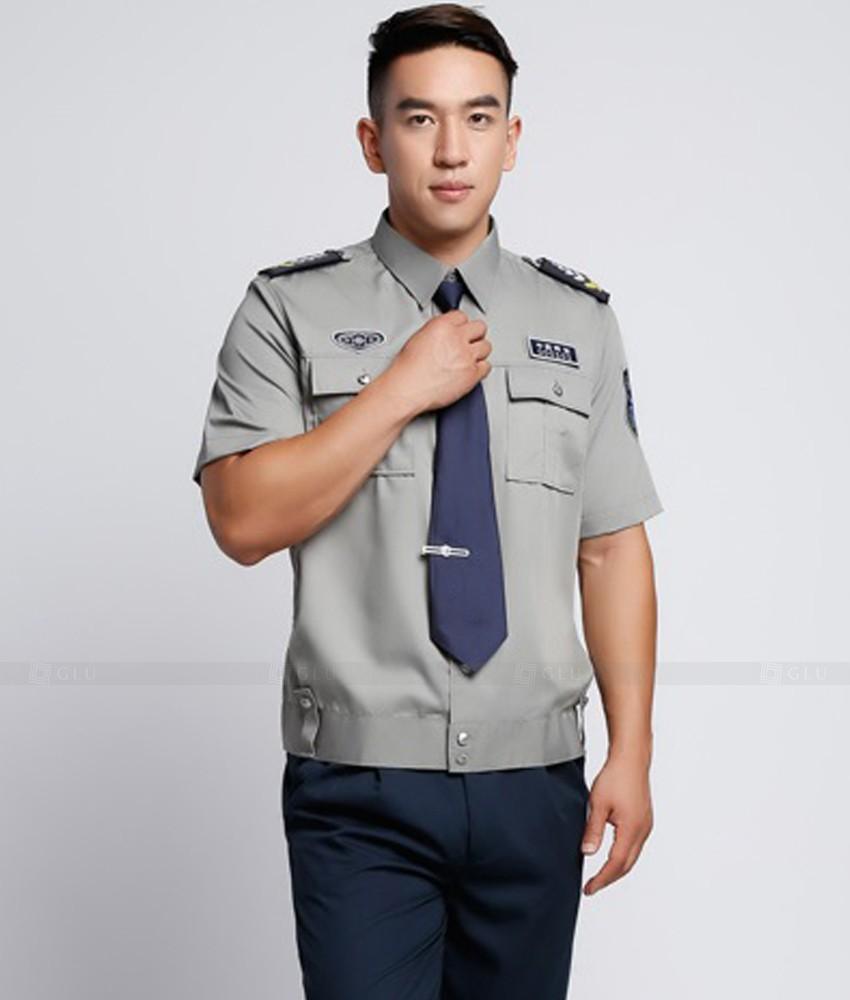Dong Phuc Bao Ve GLU GL401