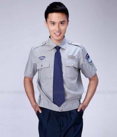 Dong Phuc Bao Ve GLU GL404 Đồng Phục Bảo Vệ