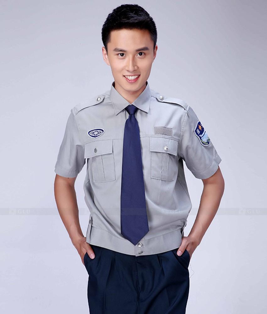 Dong Phuc Bao Ve GLU GL404