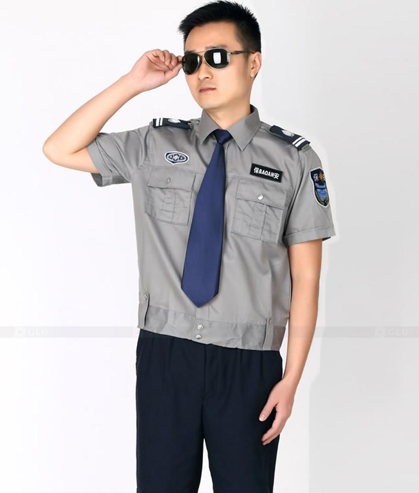 Dong Phuc Bao Ve GLU GL407