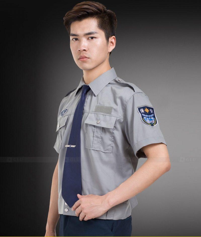 Dong Phuc Bao Ve GLU GL408