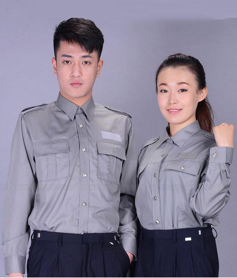 Dong Phuc Bao Ve GLU GL409