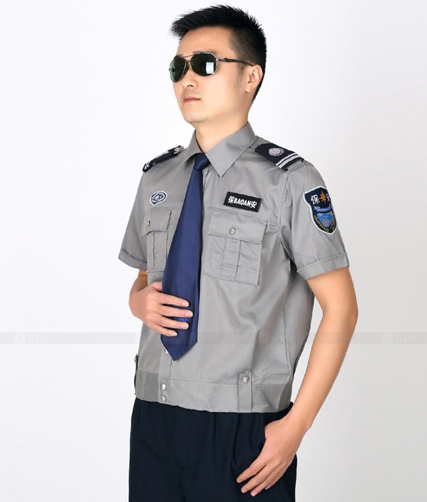 Dong Phuc Bao Ve GLU GL412