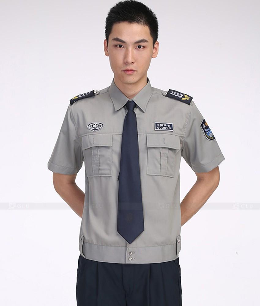 Dong Phuc Bao Ve GLU GL414