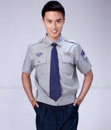 Dong Phuc Bao Ve GLU GL415 Đồng Phục Bảo Vệ
