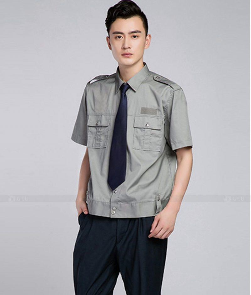 Dong Phuc Bao Ve GLU GL416