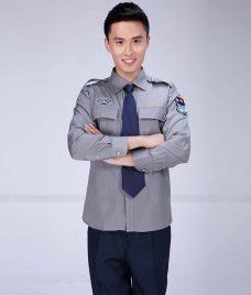 Dong Phuc Bao Ve GLU GL417 Đồng Phục Bảo Vệ