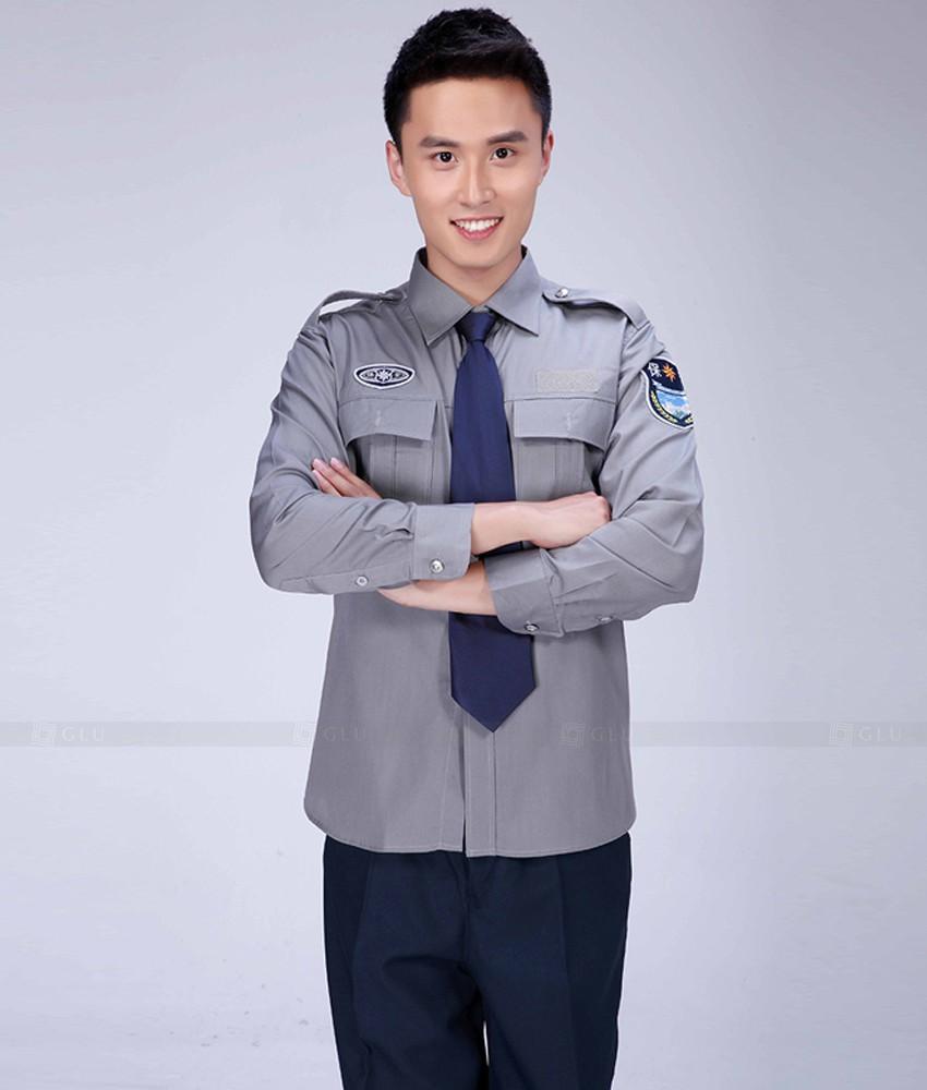 Dong Phuc Bao Ve GLU GL417