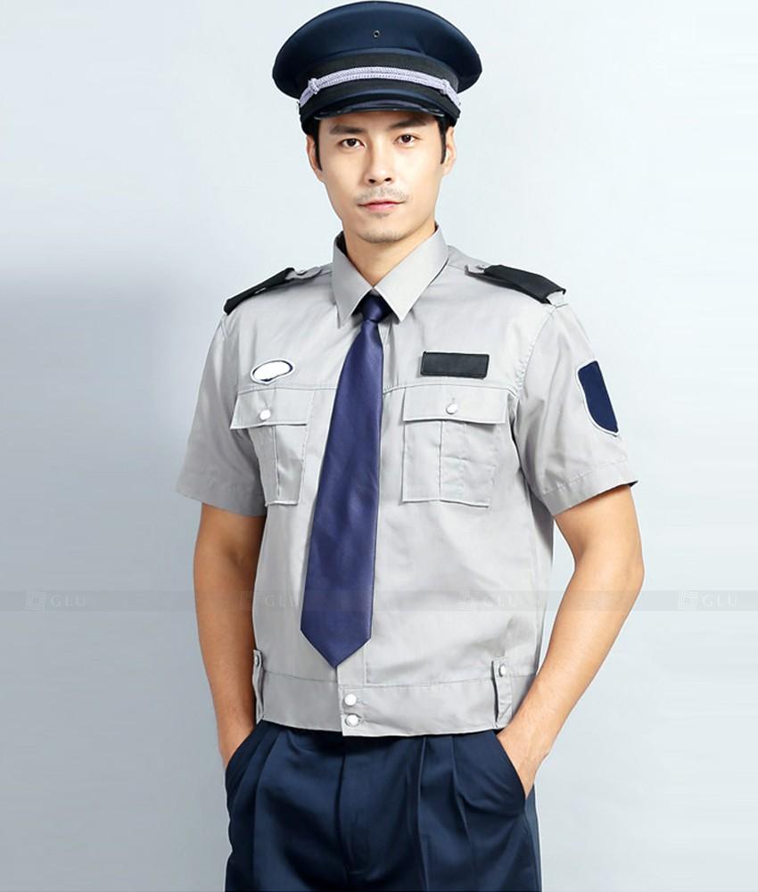 Dong Phuc Bao Ve GLU GL418