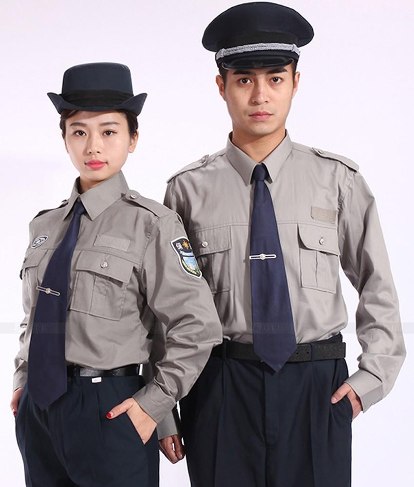 Dong Phuc Bao Ve GLU GL419