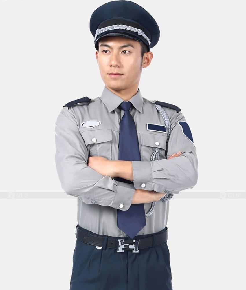 Dong Phuc Bao Ve GLU GL421