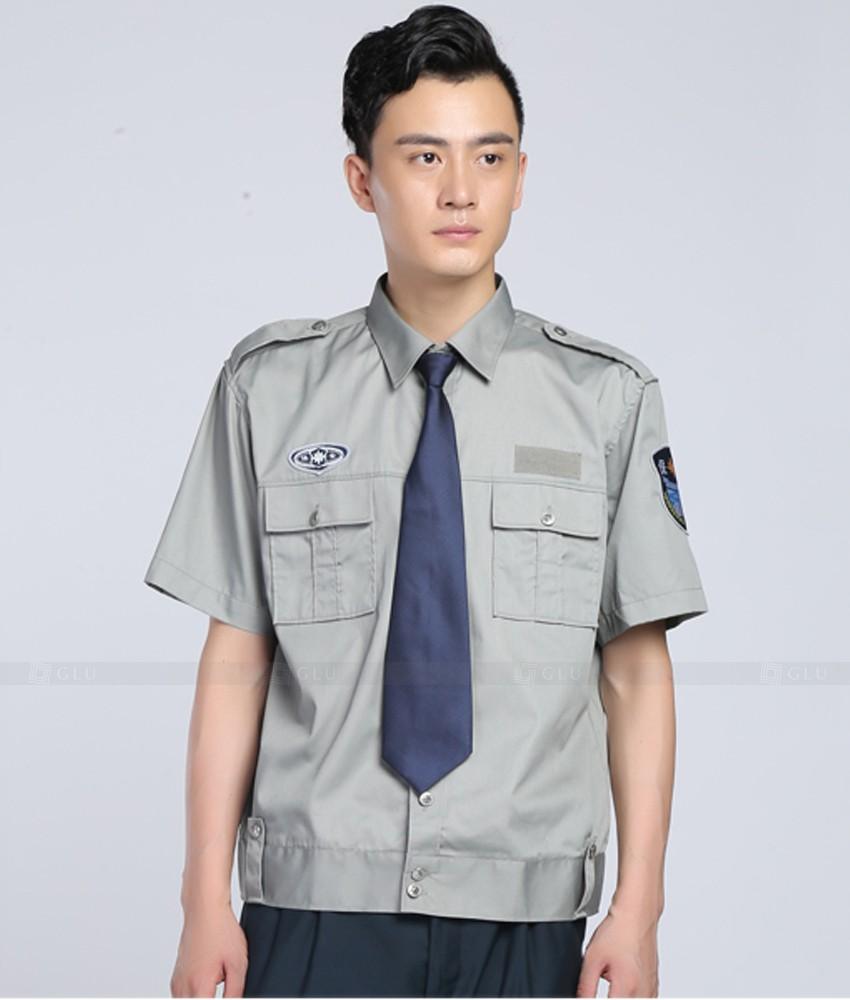 Dong Phuc Bao Ve GLU GL422