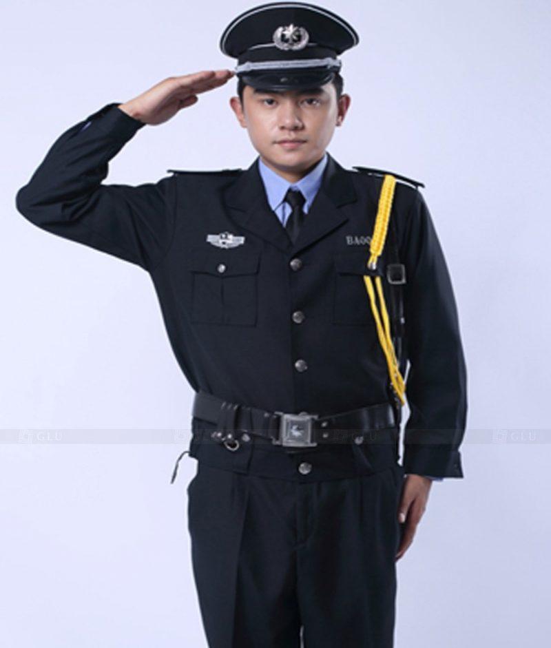 Dong Phuc Bao Ve GLU GL424
