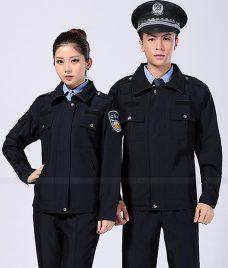 Dong Phuc Bao Ve GLU GL427 Đồng Phục Bảo Vệ