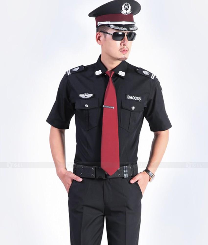 Dong Phuc Bao Ve GLU GL430