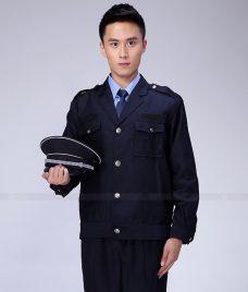 Dong Phuc Bao Ve GLU GL448 Đồng Phục Bảo Vệ