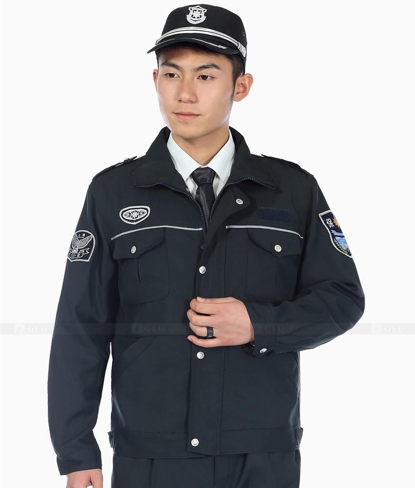 Dong Phuc Bao Ve GLU GL449