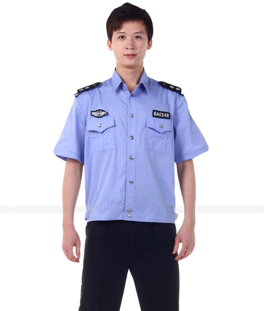 Dong Phuc Bao Ve GLU GL45
