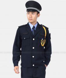 Dong Phuc Bao Ve GLU GL451 Đồng Phục Bảo Vệ