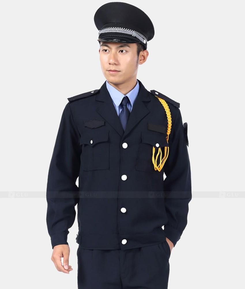 Dong Phuc Bao Ve GLU GL451