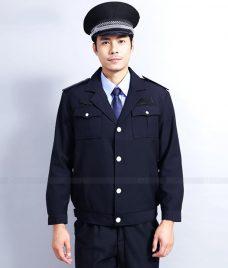 Dong Phuc Bao Ve GLU GL454 Đồng Phục Bảo Vệ