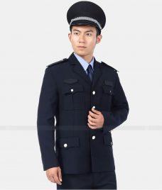 Dong Phuc Bao Ve GLU GL456 Đồng Phục Bảo Vệ