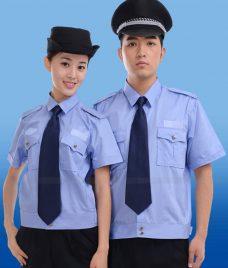 Dong Phuc Bao Ve GLU GL461 Đồng Phục Bảo Vệ