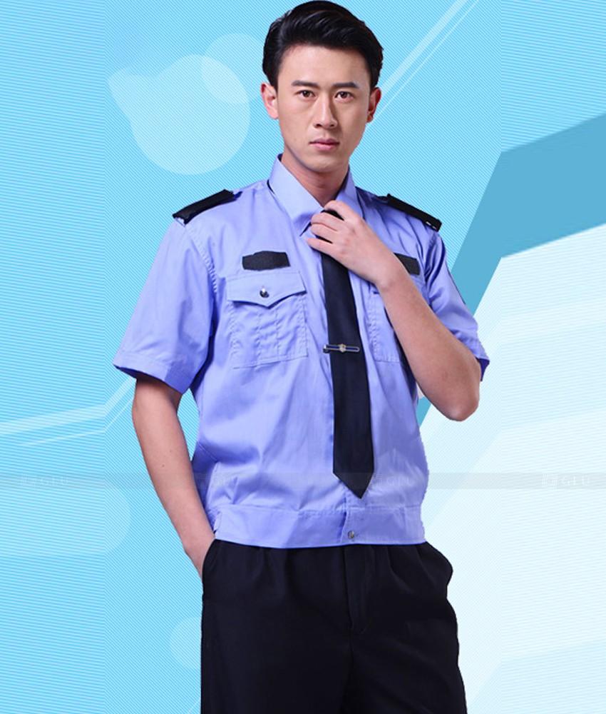 Dong Phuc Bao Ve GLU GL462