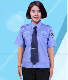 Dong Phuc Bao Ve GLU GL463 Đồng Phục Bảo Vệ