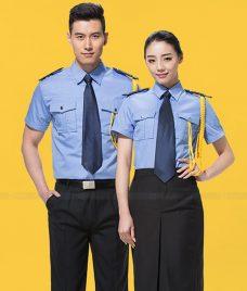 Dong Phuc Bao Ve GLU GL464 Đồng Phục Bảo Vệ