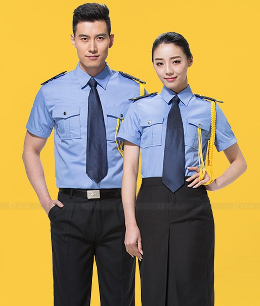 Dong Phuc Bao Ve GLU GL464