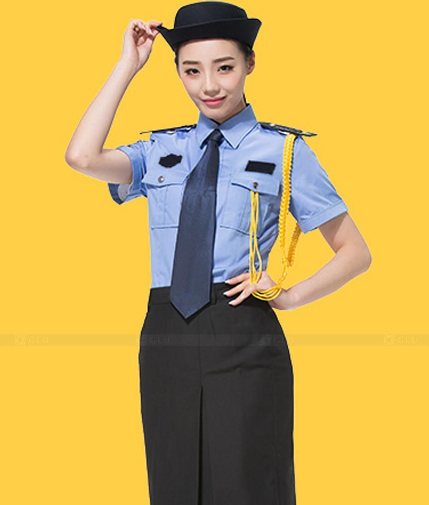 Dong Phuc Bao Ve GLU GL467