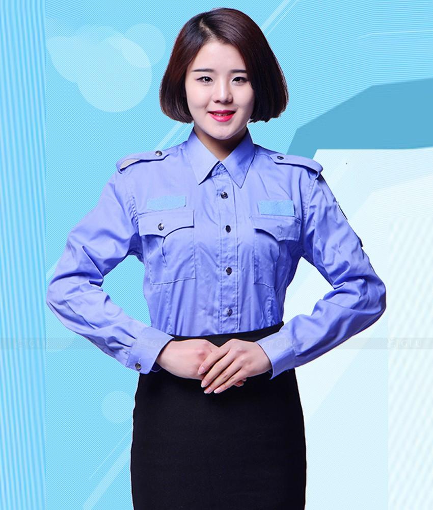 Dong Phuc Bao Ve GLU GL468