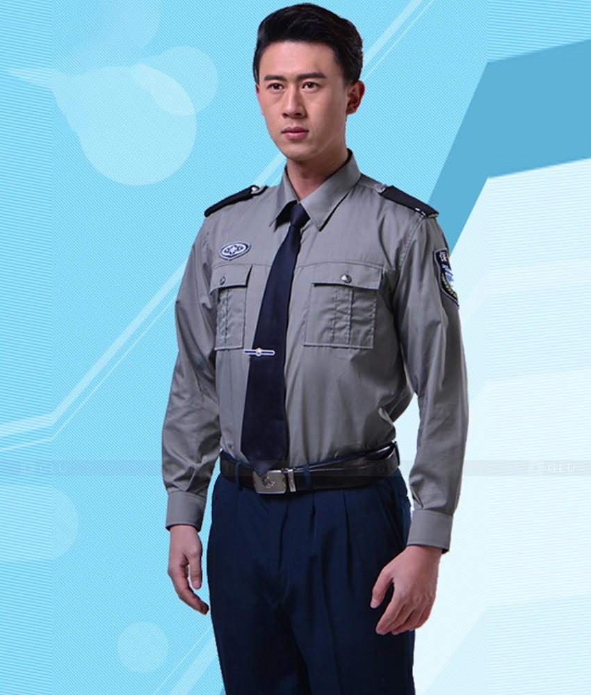 Dong Phuc Bao Ve GLU GL476