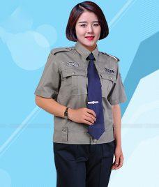 Dong Phuc Bao Ve GLU GL477 Đồng Phục Bảo Vệ